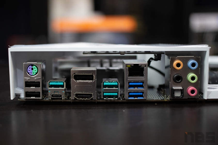 ASUS Prime Z390 A Motherboard 9