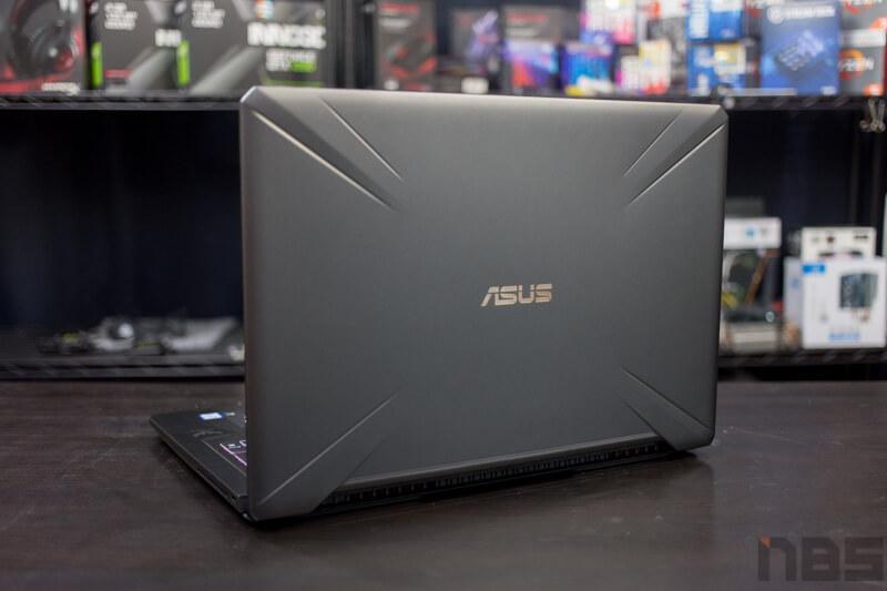 ASUS TUF FX705 Review 30