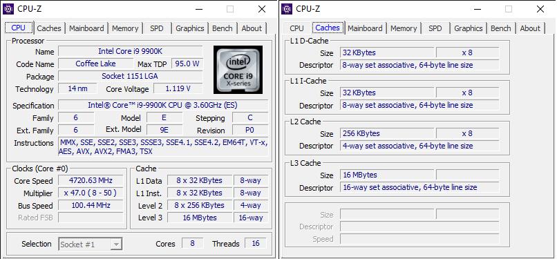 CPU Z 10 16 2018 2 19 57 PM