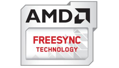 FreeSync white background
