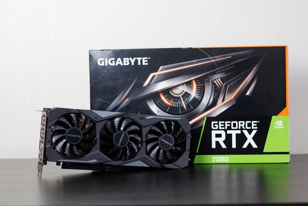 GIGABYTE RTX2080 Gaming OC 22