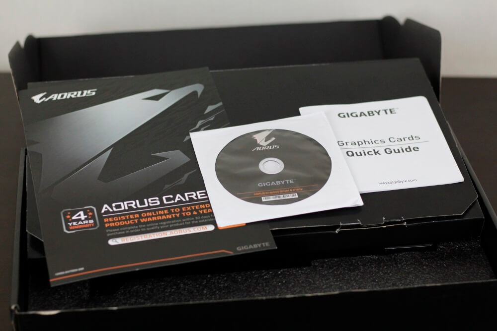 GIGABYTE RTX2080 Gaming OC 4