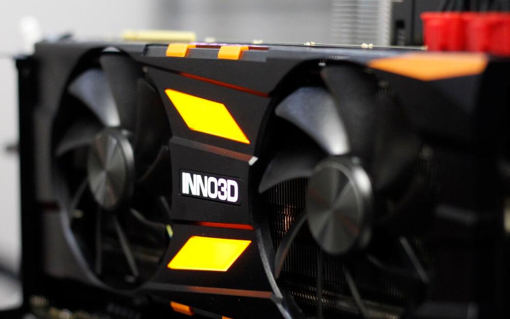 INNO3D GeForce RTX 2080 X2 OC 1