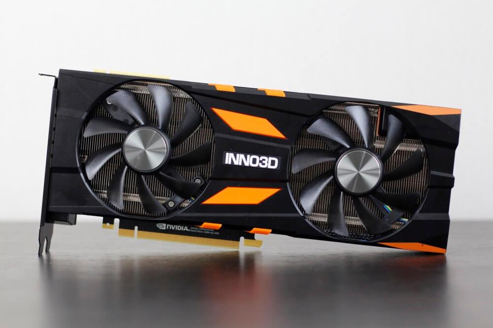 INNO3D GeForce RTX 2080 X2 OC 10