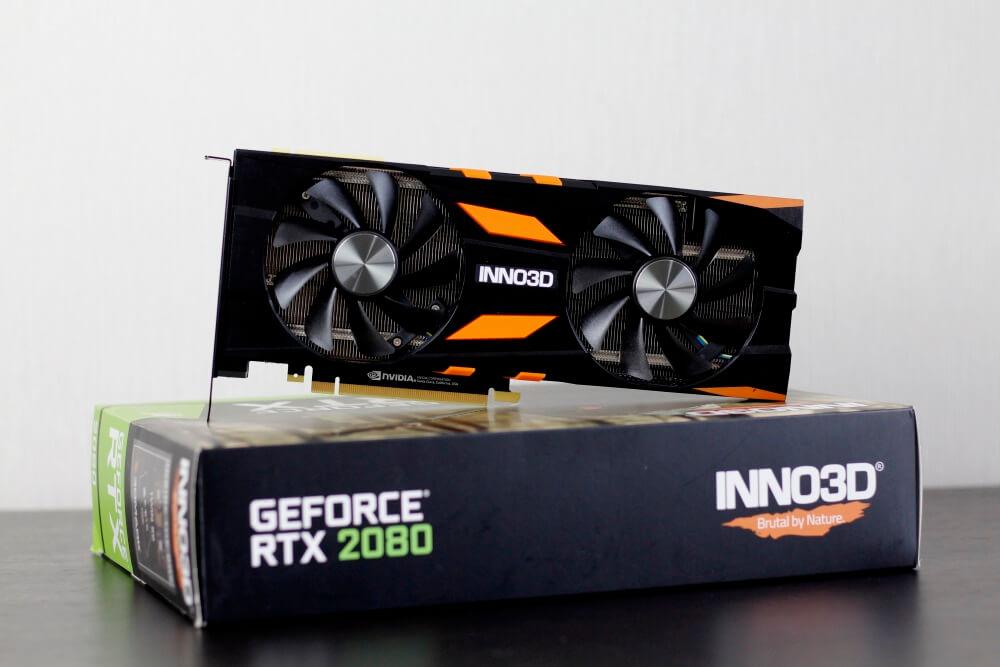 INNO3D GeForce RTX 2080 X2 OC 19