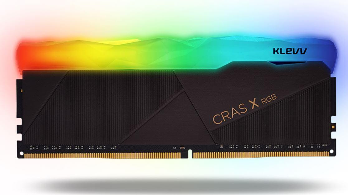 KLEVV CRAS X RGB 1
