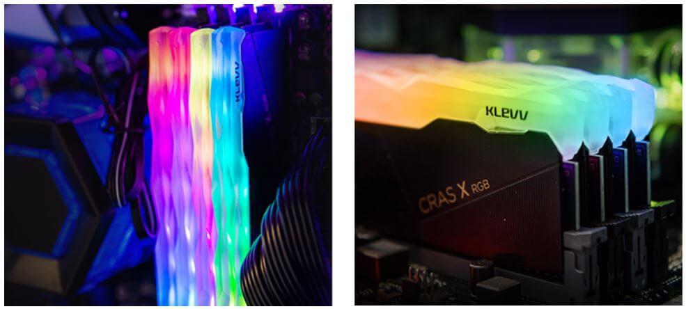 KLEVV CRAS X RGB 3