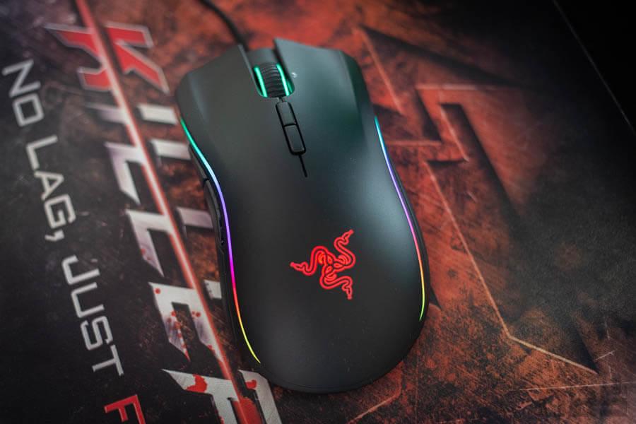 MAMBA Mouse 1