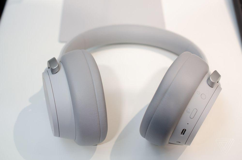Microsoft Surface Headphones p0oikj