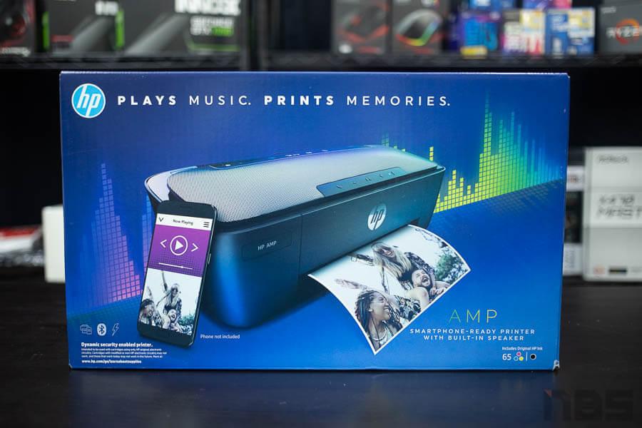 Printer HP AMP 1 1