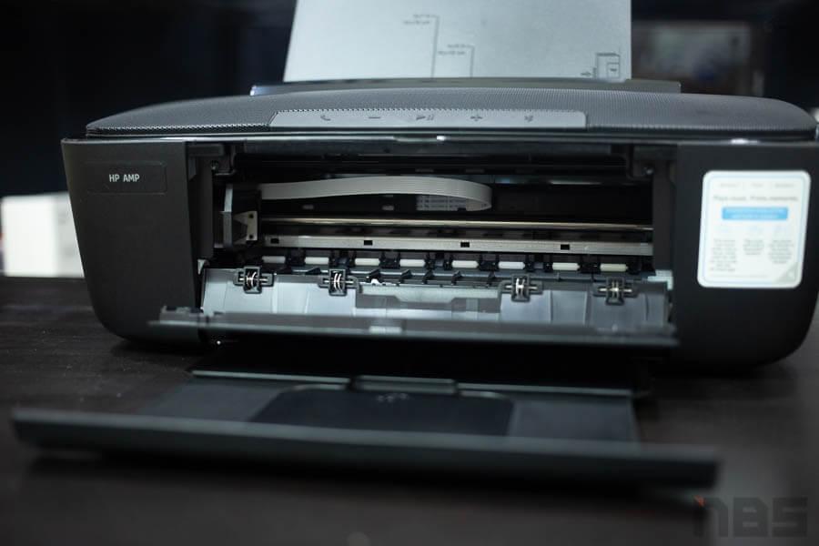 Printer HP AMP 12 1