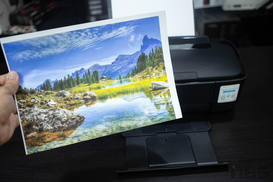 Printer HP AMP 22 1