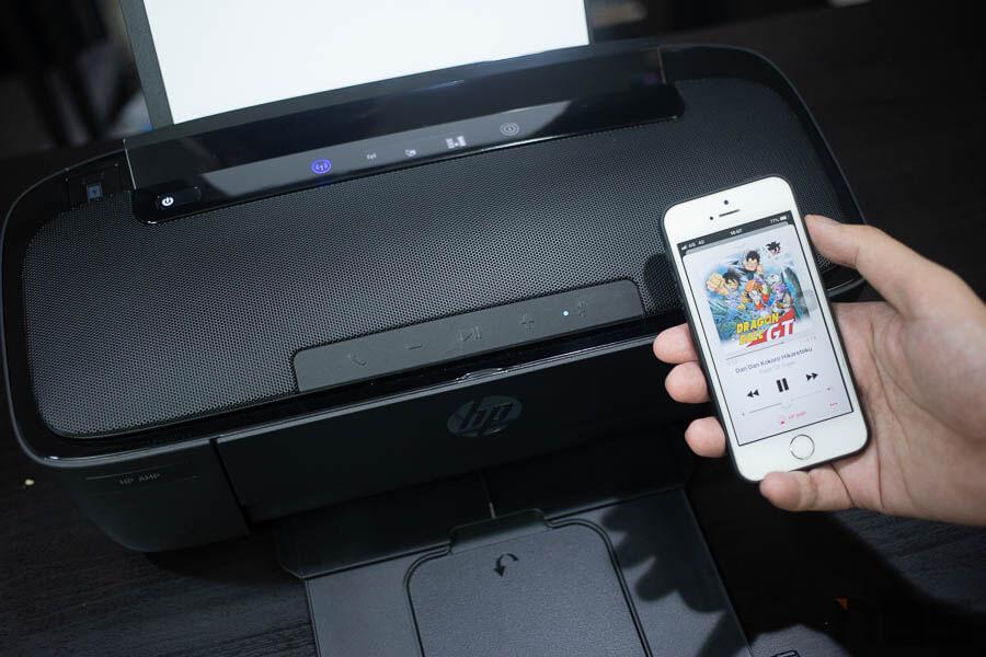Printer HP AMP 25 1