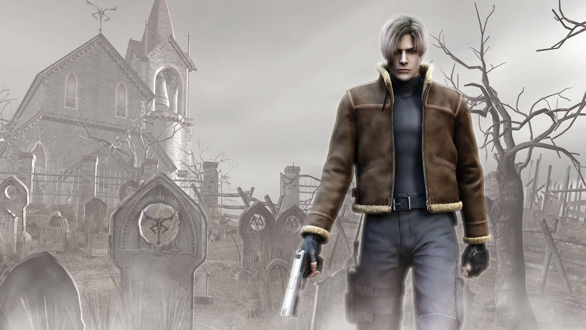 Resident Evil 4 Switch