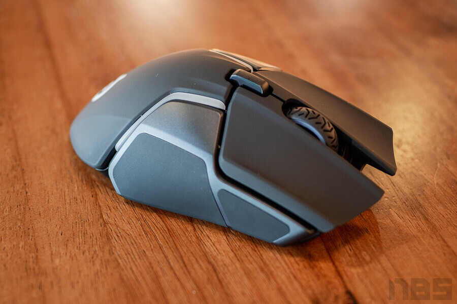 Review Steelseries Rival 650 Wireless NotebookSpec 12