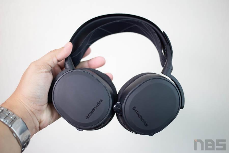 Steelseries Arctis Headset 15