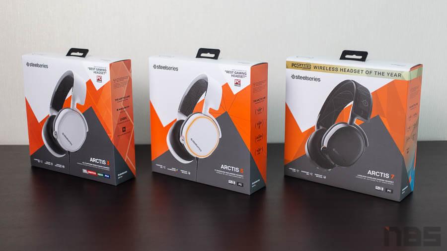 Steelseries Arctis Headset 2