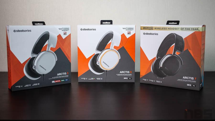 Steelseries Arctis Headset 3