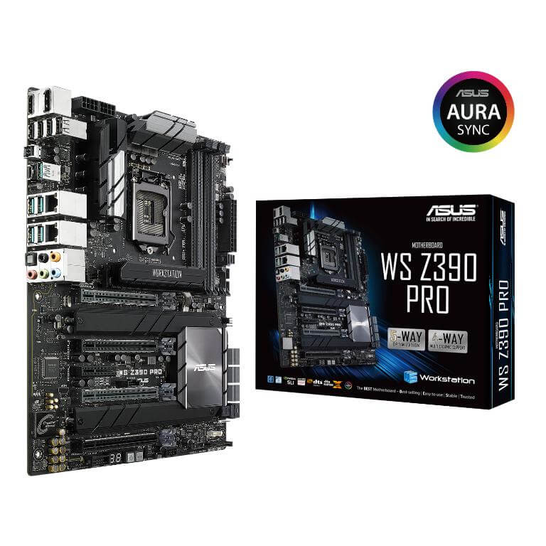 WS Z390 PRO with