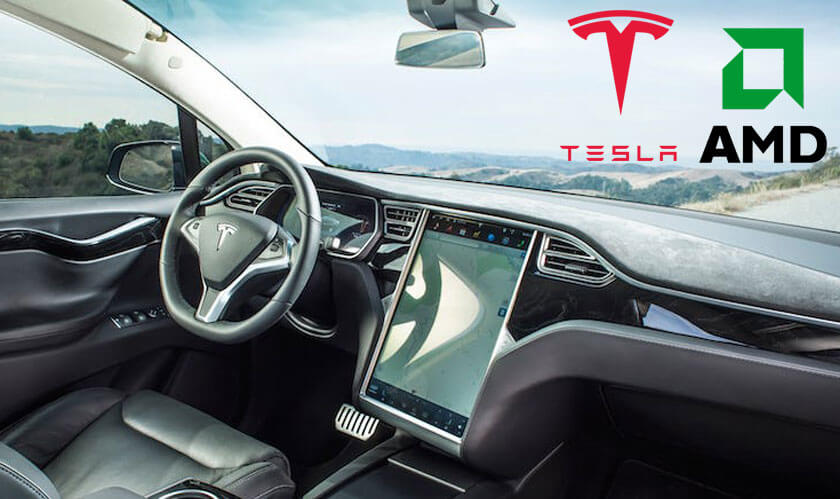 ciobulletin tesla developing its own self driving car chip with amd