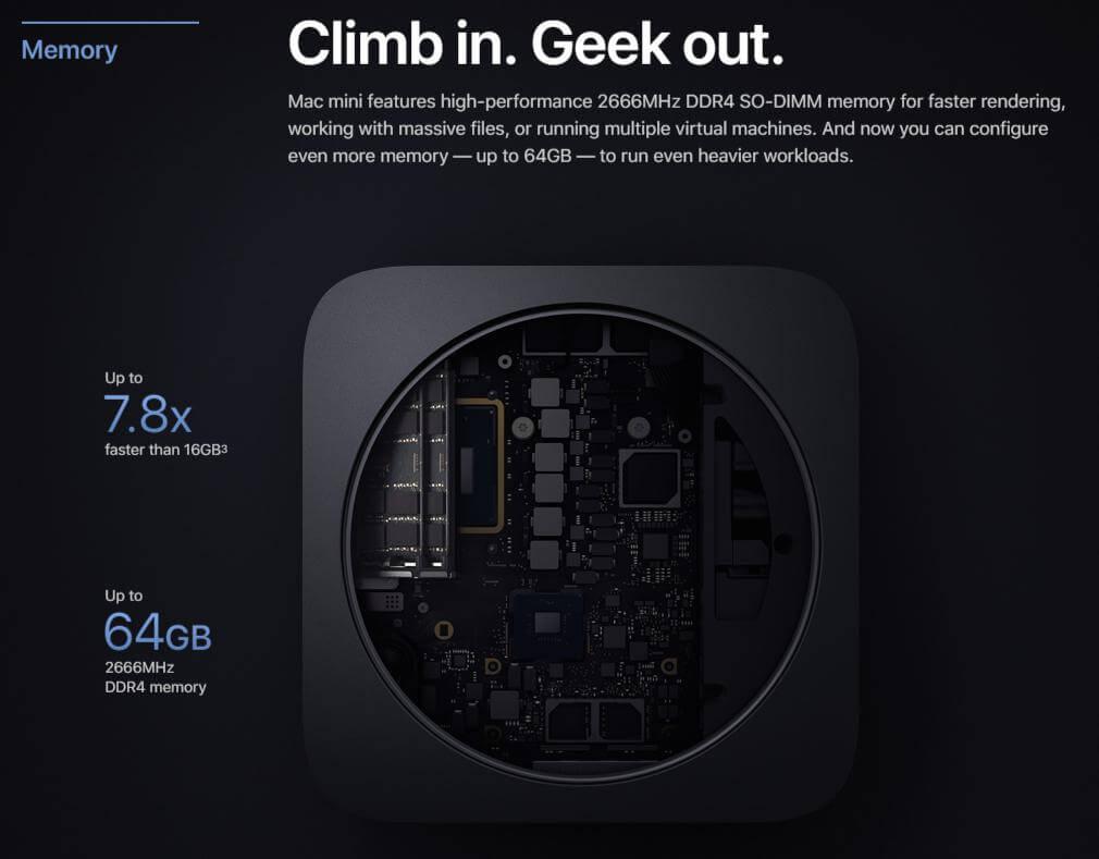 mac mini 2018 04