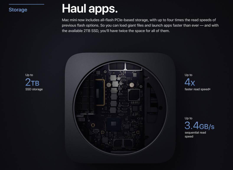 mac mini 2018 05