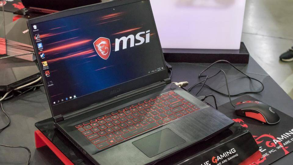 msi gf63 first look review 1