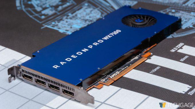 AMD Radeon Pro WX 7100 02