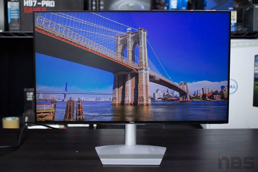 DELL 24 Ultrathin Monitor 10