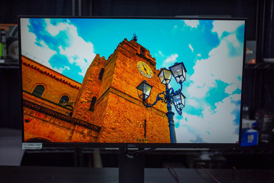 Dell 27 Gaming Monitor 35