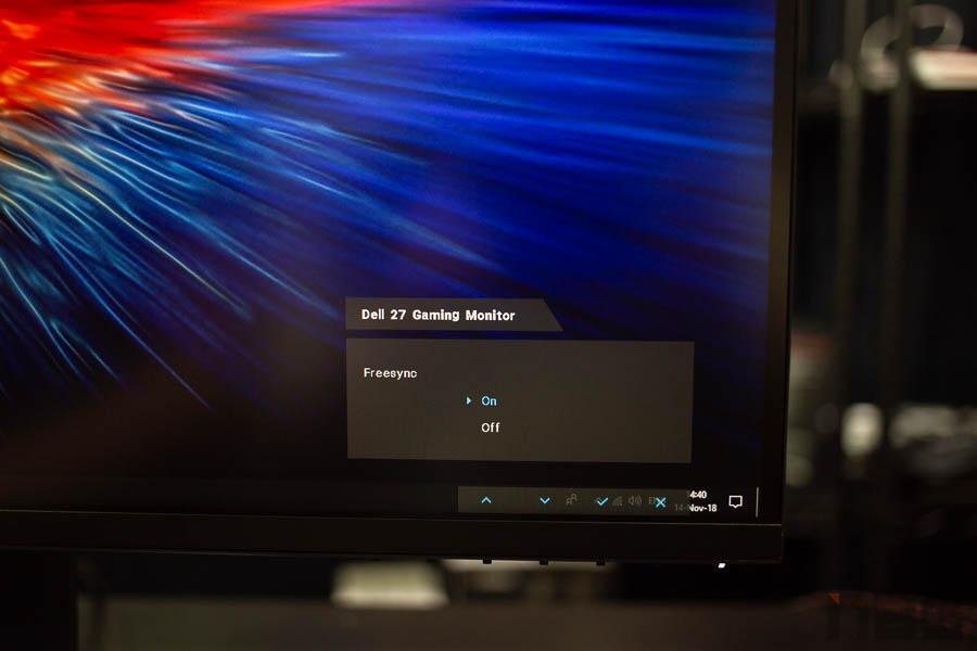 Dell 27 Gaming Monitor 52
