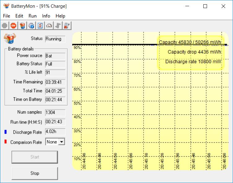 HP Omen 2018 batt 3800