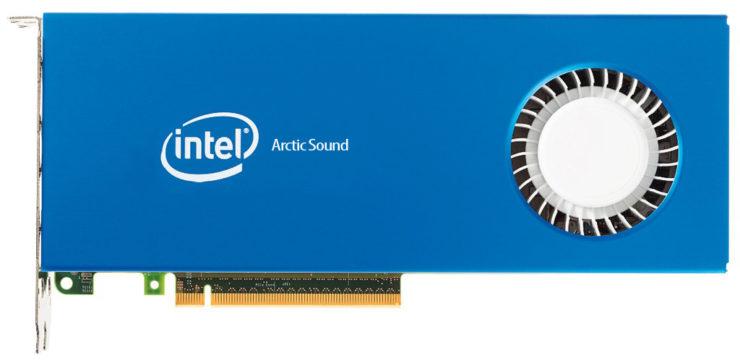 Intel Arctic Sound GPU