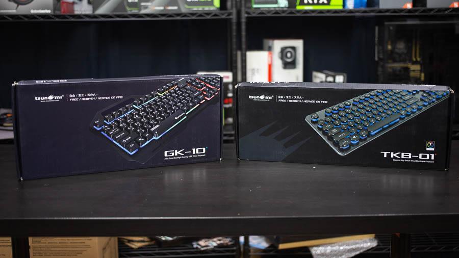 Keyboard Tsunami 1