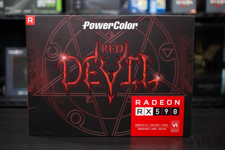 PowerColor Reddevil RX590 1