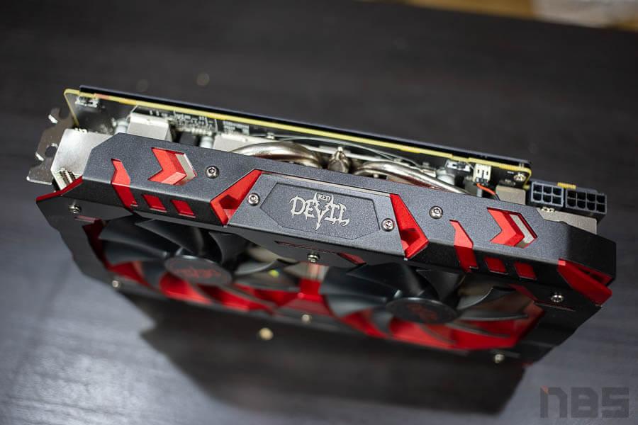 PowerColor Reddevil RX590 5