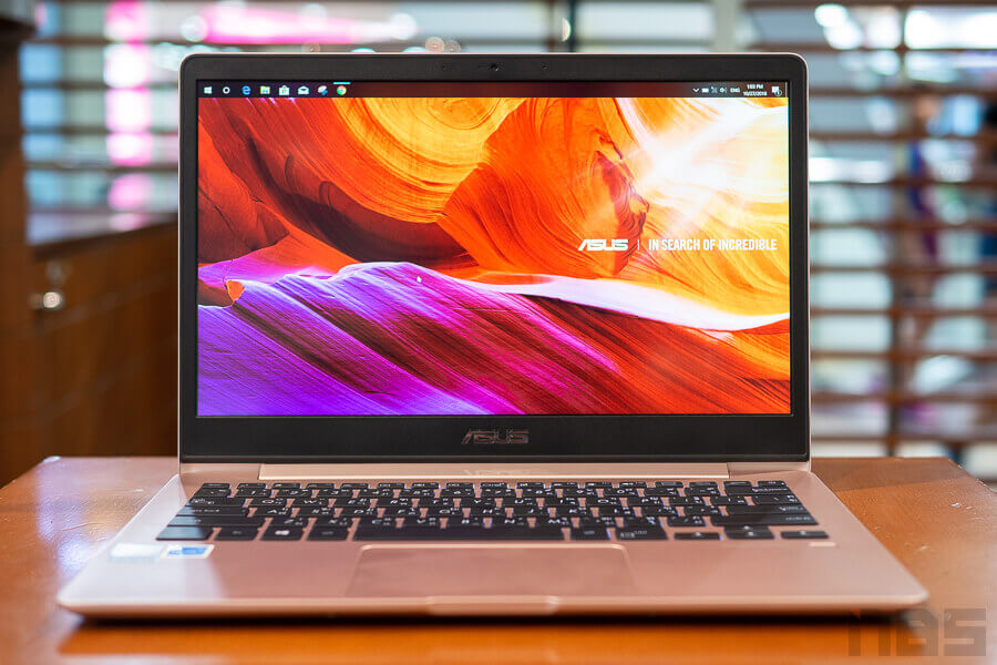Review ASUS ZenBook UX331UAL NotebookSPEC2 1