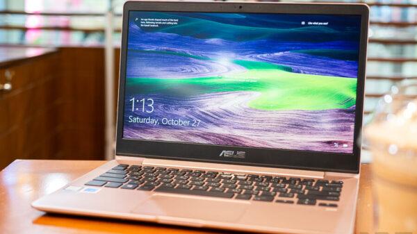 Review ASUS ZenBook UX331UAL NotebookSPEC2 12