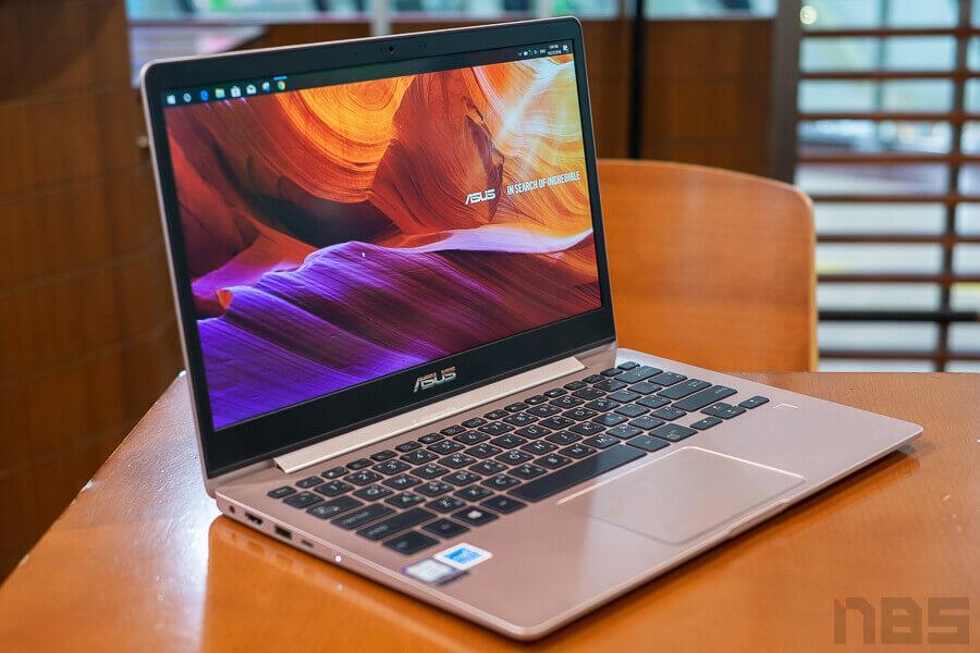 Review ASUS ZenBook UX331UAL NotebookSPEC2 4