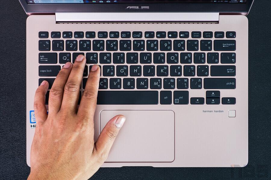 Review ASUS ZenBook UX331UAL NotebookSpec 8