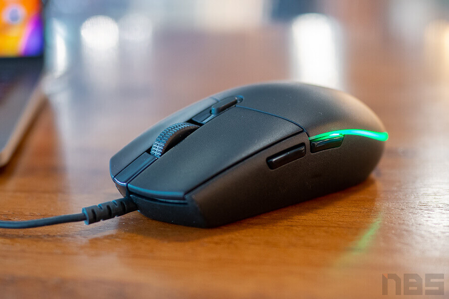 Review Logitech G Pro Gaming Mouse NotebookSPEC 16