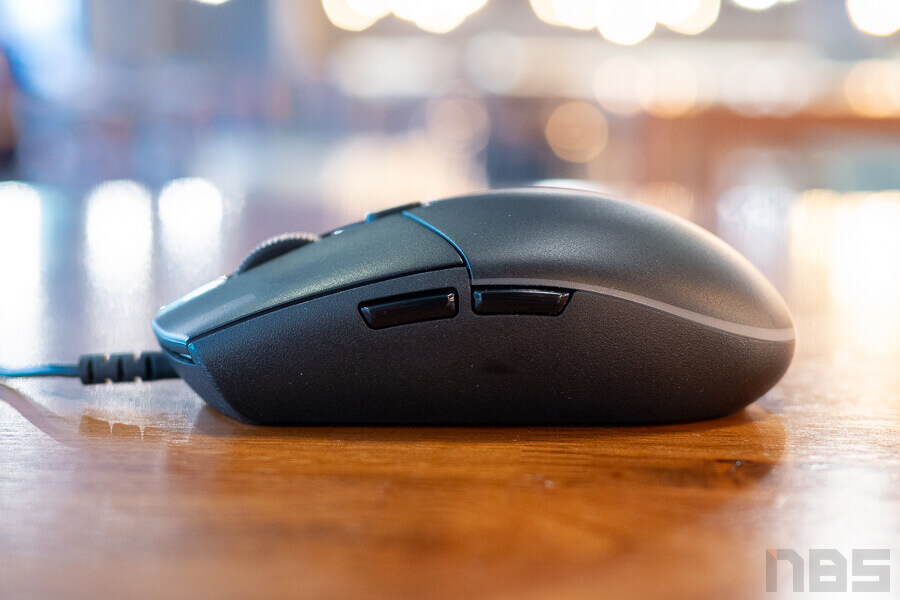 Review Logitech G Pro Gaming Mouse NotebookSPEC 6