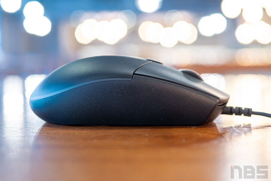 Review Logitech G Pro Gaming Mouse NotebookSPEC 7