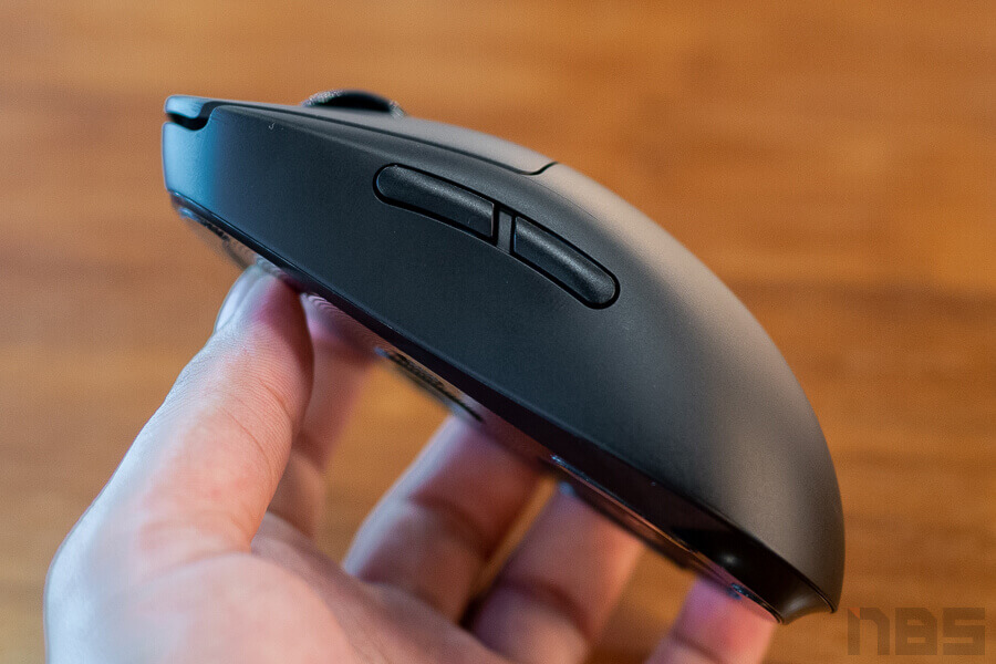 Review Logitech G Pro Wireless Gaming Mouse NotebookSPEC 16
