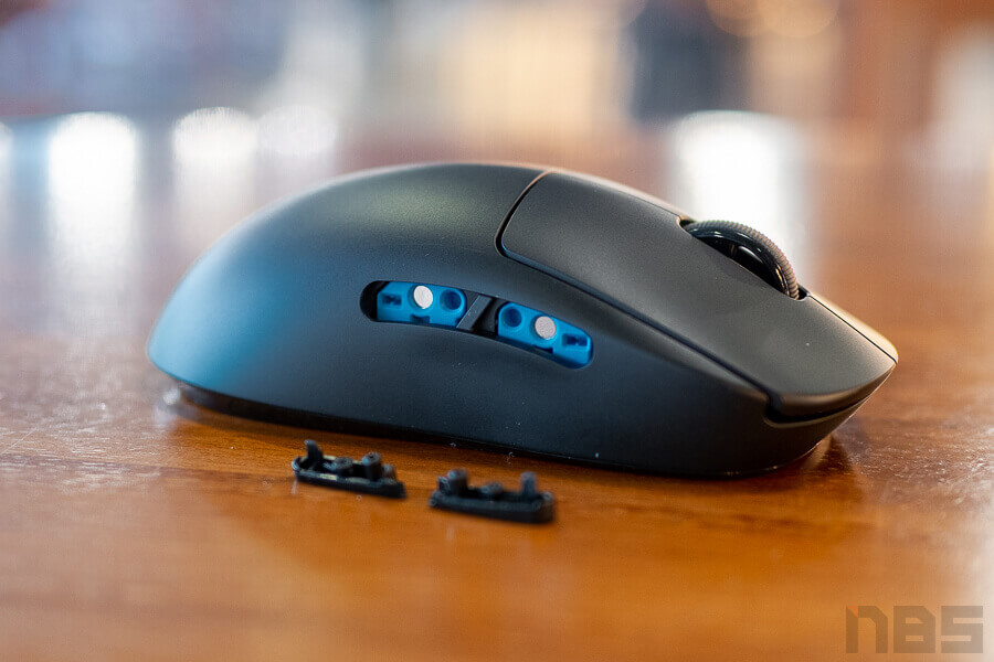 Review Logitech G Pro Wireless Gaming Mouse NotebookSPEC 18