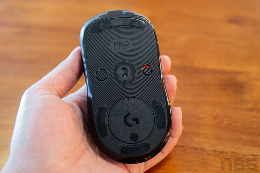 Review Logitech G Pro Wireless Gaming Mouse NotebookSPEC 21