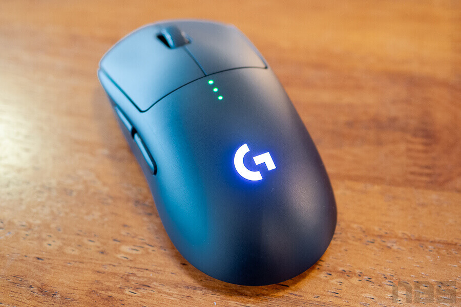 Review Logitech G Pro Wireless Gaming Mouse NotebookSPEC 24