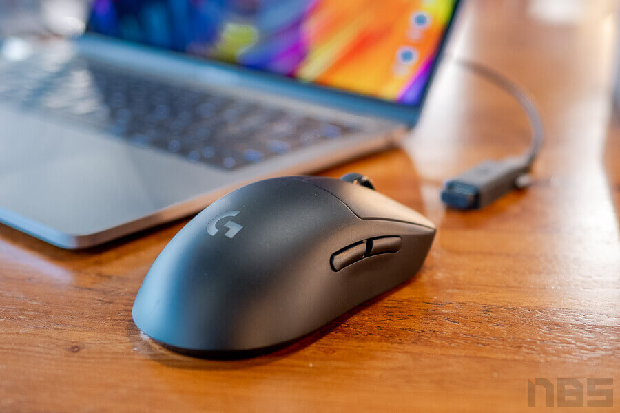 Review Logitech G Pro Wireless Gaming Mouse NotebookSPEC 33