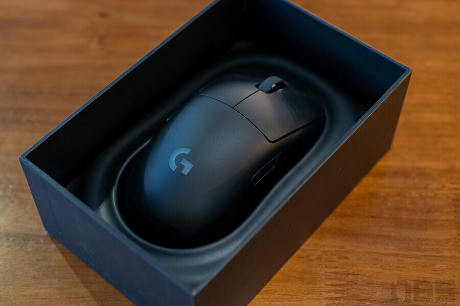 Review Logitech G Pro Wireless Gaming Mouse NotebookSPEC 5