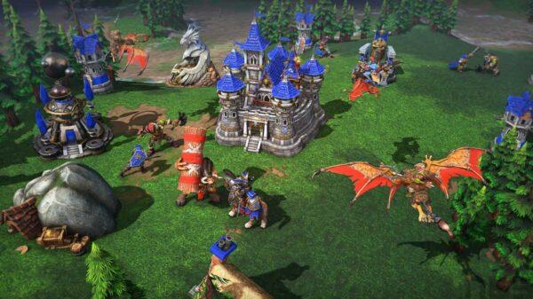 Warcraft 3 reforge